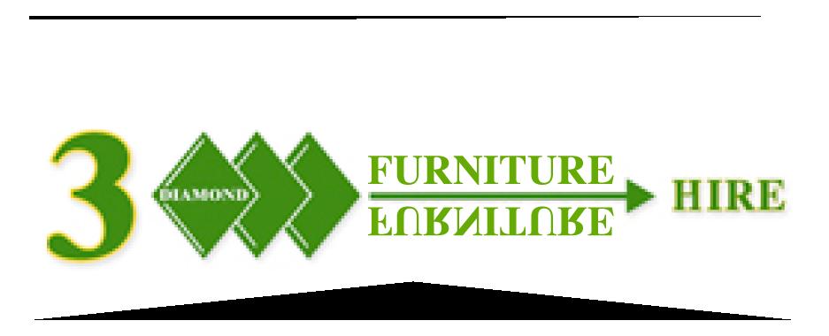 3 Diamond Furniture Hire